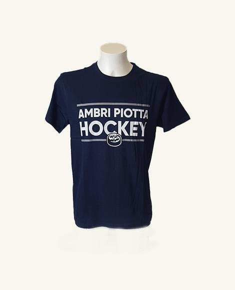 T-shirt Hockey