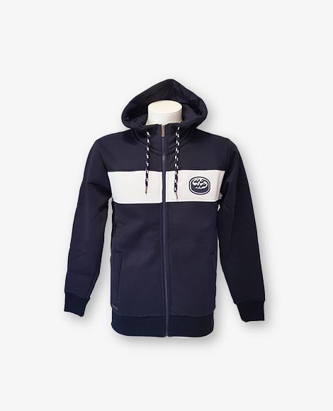 Thermo sweatjacket
