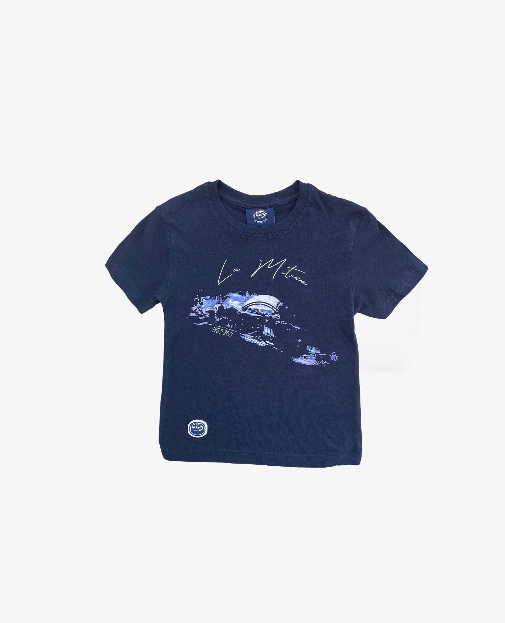 Kinder-T-shirt LA MITICA