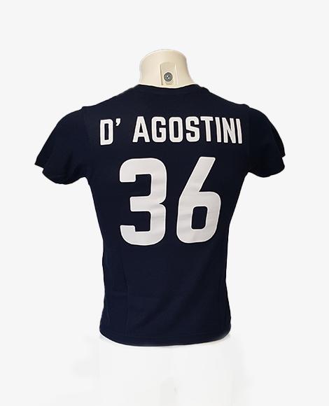 T-Shirt #36 D'Agostini